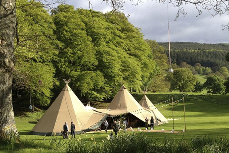 tipi-hire-ireland